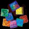 Krachtkaarten met caracter, regenboogkracht, regenboog, coachkaarten, affirmatiekaarten, kinderen, kindvriendelijk, positieve affirmaties, positieve gedachten, kaartendeck, carddeck, kleurrijk