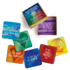 Zonnestralen Krachtkaarten Met Caracter Positieve affirmaties chakra's coachkaarten inzichtkaarten affirmatiekaarten carddeck kaartendeck